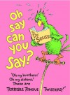 Oh, Say Can You Say? (Audio) - Dr. Seuss, Michael Mckean
