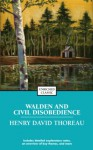 Walden and Civil Disobedience (Enriched Classics) - Henry David Thoreau