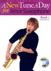 Tenor Saxophone Book 1 [With CD] - Ned Bennett