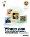 Als Windows 2k Network Infrastruct Admin (Pro-Academic Learning) - Microsoft Corporatio, Microsoft Corporation