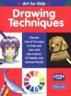 Drawing Techniques (WF /Color & Co. Art for Kids) - Diana Fisher, Diana Fisher