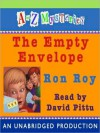 The Empty Envelope (A to Z Mysteries Series #5) - Ron Roy, David Pittu