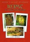 Klimt: 16 Art Stickers - Gustav Klimt, Gustav Klimt