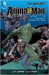 Animal Man, Vol. 2: Animal vs. Man - Jeff Lemire, Steve Pugh, Timothy Green, Alberto Ponticelli