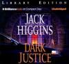 Dark Justice - Jack Higgins