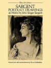Sargent Portrait Drawings: 42 Works - John Singer Sargent, Trevor J. Fairbrother