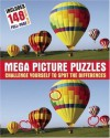 Mega Picture Puzzles: Challenge Yourself to Spot the Differences - Steven Schwartz, What!Design
