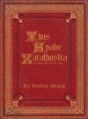 Thus Spake Zarathustra, A Book For All And None (with linked TOC) - Friedrich Nietzsche, Thomas Common