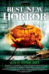 The Mammoth Book of Best New Horror Volume 22. - Stephen Jones