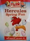 Hercules' Spring Book - Ben Adams, Ray Nelson Jr., Julie Mohr-Hansen, Aaron Peeples, Kyle Holveck