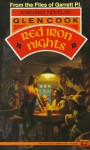 Red Iron Nights - Glen Cook