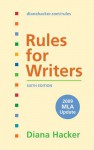Rules for Writers with 2009 MLA Update - Diana Hacker