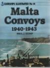 Malta Convoys (Warships illustrated) - Paul Kemp