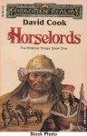Horselords - David Zeb Cook, Larry Elmore