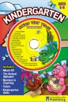 Kindergarten Sing Along Activity Book with CD: Songs That Teach Kindergarten (Sing Along Activity) - Sue Laroy, Ken Carder