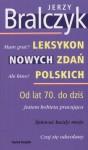 Leksykon nowych zdań polskich - Jerzy Bralczyk