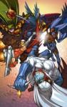 Battle Of The Planets Volume 3: Destroy All Monsters - Munier Sharrieff, Wilson Tortosa