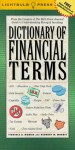 Dictionary of Financial Terms - Virginia B. Morris, Kenneth M. Morris