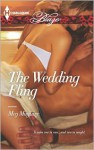 The Wedding Fling (Harlequin Blaze #734) - Meg Maguire
