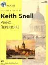 GP604 - Piano Repertoire: Baroque & Classical Level 4 - Keith Snell