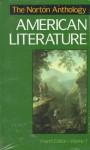 The Norton Anthology of American Literature, Volume One - Nina Baym