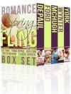 Spring Fling: 5 Sweet and Sexy Contemporary Romances - Keri Ford, 'Virna DePaul', 'Clarice Wynter', 'Zoe York', Crista McHugh