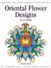 Oriental Flower Designs - Polly Pinder