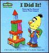 I DID IT! (Sesame Street Toddler Books) - Sesame Street