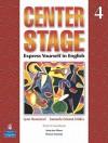 Center Stage 4 Student Book with Life Skills & Test Prep 4 - Lynn Bonesteel, Samuela Eckstut