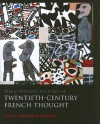 The Columbia History of Twentieth-Century French Thought - Lawrence D. Kritzman