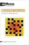 Mensa Crosswords: Hundreds of Challenging Puzzles - Ken Russell