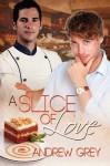 A Slice of Love - Andrew Grey