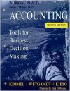 Accounting, Working Papers, Volume 2: Tools For Business Decision Making - Paul D. Kimmel, Jerry J. Weygandt, Donald E. Kieso