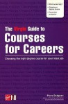 The Virgin Guide to Courses for Careers - Piers Dudgeon