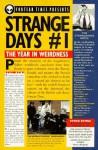 Strange Days #1: The Year in Weirdness - Michael Cader, Fortean Times