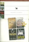 Reader's Digest Condensed Books 1999 - The Sands Of Sakkara, The Snow Falcon, Tripwire, Donor - Lee Child, Glenn Meade, Stuart Harrison, Ken McClure