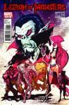 Legion of Monsters (Legion of Monsters, #1) - Dennis Hopeless, Juan Doe, Will Quintana