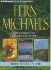 Fern Michaels Sisterhood Cd Collection 3: Free Fall, Hide And Seek, Hokus Pokus (Revenge Of The Sisterhood) - Laural Merlington, Fern Michaels