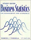 Business Statistics for Management & Economics - Wayne W. Daniel, James C. Terrell