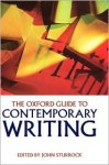 The Oxford Guide to Contemporary Writing - John Sturrock