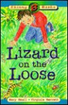 Lizard on the Loose - Mary Small, Virginia Barrett