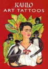 Kahlo Art Tattoos - Frida Kahlo, Marty Noble