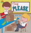 Say Please - Kate Tym