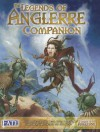 The Legends of Anglerre Companion - Sarah Newton, Mike Olson, David Donachie