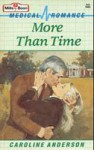 More Than Time - Caroline Anderson
