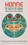 Honne, the Spirit of the Chehalis: The Indian Interpretation of the Origin of the People and Animals - George Sanders, Jay Miller, Katherine Van Winkle Palmer