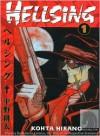HELLSING 1 - Kohta Hirano