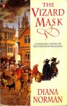 The Vizard Mask - Diana Norman