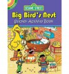 Sesame Street Classic Big Bird's Nest Sticker Activity Book - Sesame Street