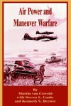 Air Power and Maneuver Warfare - Martin van Creveld